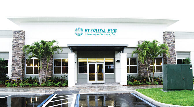 Great Ophthalmology Resources  Available Close To Home At The  Florida Eye Microsurgical Institute