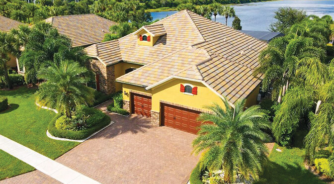 Exceptional Lakeview Property In Wellington's Castellina Community