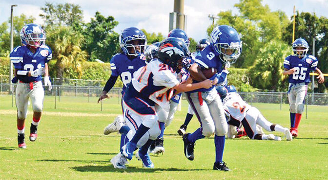 It's All About Teamwork Western Communities Football League Has Been Providing High-Quality Programs For 30 Years