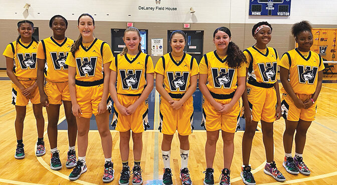 Chasing Hoop Dreams At Village Park Wellington Wolves Organization Offers Players Basketball And So Much More