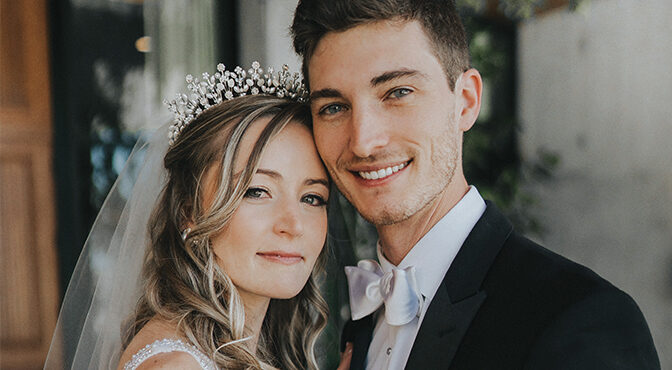 Tell Us Your Story – Casey & Rachelle